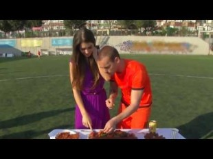 Sneijder in Turkse commercial