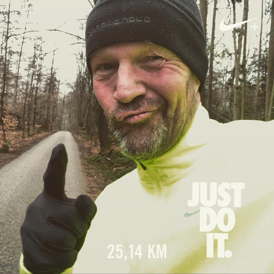 Hills, mud, rain, sun, but enjoyed this run